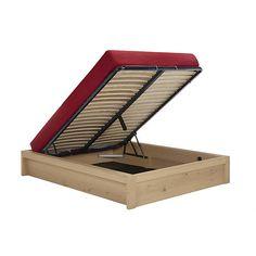 1000 ideas about lit avec rangement on pinterest lit - Lit une place avec rangement ...