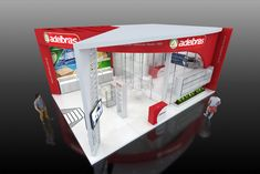 ADELBRAS on Behance Exhibition Stall, Exhibition Booth Design, Exhibit Design, Online Portfolio, Behance, Architecture, Exhibitions, Projects, Stalls