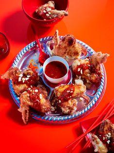Yangnyeom Chicken Wings