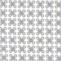 Tic Tac Check Shade Grey ~ Quilt Blocks @ Sew, Mama, Sew!