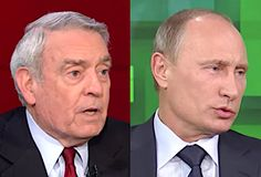 Dan Rather: �Founding Fathers warned about a demagogue president backed by a foreign adversary�