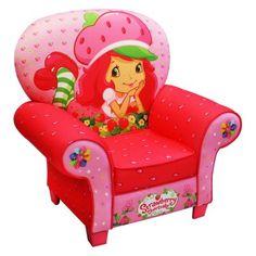159.00 Strawberry Shortcake Strawberries Icon Chair