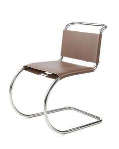 Silla patín de diseño de Ludwig Mies Van Der Rohe (Bauhaus) CHAISE MR Knoll international