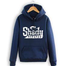 Hoodies Eminem Schaduwrijke Sweatshirts Casual Hip Hop D12 Herenkleding Warm Bovenkleding(China)