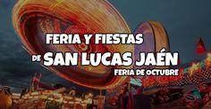 Resultado de imagen de cartel feria de san lucas jaen 2017