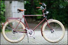 #Retrovelo modelo Paul  www.avantum.bike/retrovelo