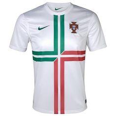 La Selección de Portugal Eurocopa 2012 Away Camiseta futbol  808  - €16.87   dc359db4bb5e0