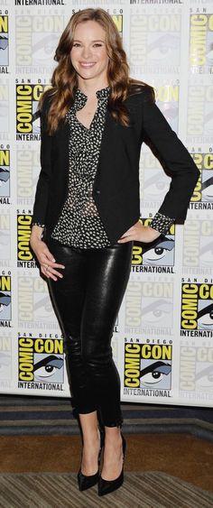 Danielle Panabaker as Caitlin Snow - The Flash