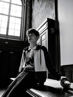 Serge Rigvava ph Karim Sadli - Dior Homme Spring 2016
