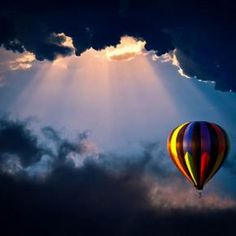 Hot Air Balloon Ride, photo by Violet Kashi @s m...By: Big Bird51