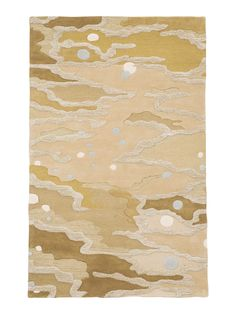 Our angela adams Ocean hand-tufted wool area rug is a rich mixture of texture and color.