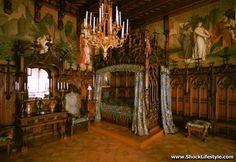 Victorian interior, if my dreamhouse were a castle #castle #victorian #gothic