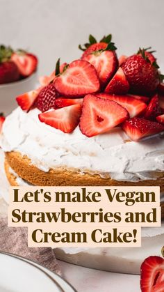 Summer Dessert Recipes, Vegan Dessert Recipes, Delicious Vegan Recipes, Baking Recipes, Delicious Desserts, Yummy Food, Light Dessert Recipes, Tasty, Healthy Low Carb Recipes