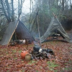 Anyone interested in going camping Highlander style? #OutlanderSeries #STARZ #camping #rugged