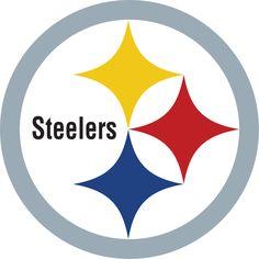 nfl emblem | NFL Pittsburgh Steelers Logo Wallpaper | LogoWallpaper.net