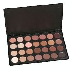 Coastal Scents 28 Neutral Palette- I own and urban decay palette, but a little birdy told me that these shades are more pigmented and (get this) can pass for MAC colors. I'm in!