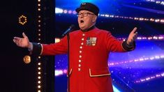 War Veteran's Touching Tribute To Late Wife Leaves Audience In Tears Bgt Auditions, Christian Christmas Songs, Christian Music Videos, Britain Got Talent, Billboard Hot 100, Man In Love, My Music, Singing, War