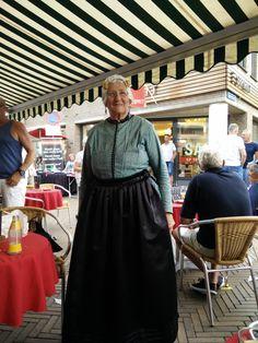 Aria in Katwijks klederdracht