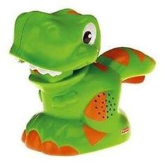 FisherPrice Wild Lights T-Rex #trex #flashlight #toys #fisherprice