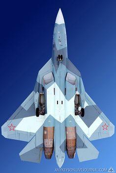 Sukhoi T-50 PAK FA: