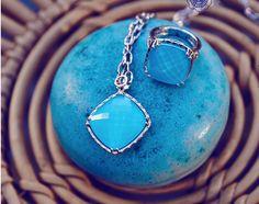 Barbado Blue by Tacori Make a beautiful statement! Explore Tacori at Miami Lakes Jewelers. #MiamiLakesJewelers #Tacori #Tacorituesday