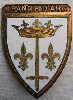 Jeanne d'Arc coat of arms