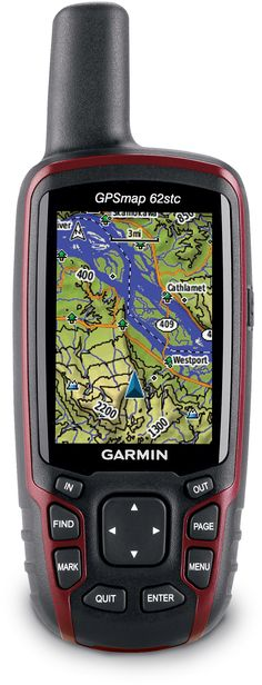 Garmin GPSMAP 62stc GPS - Free Shipping at REI.com, $519.95