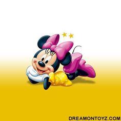 The last heroine Minnie plays is a robo spy.