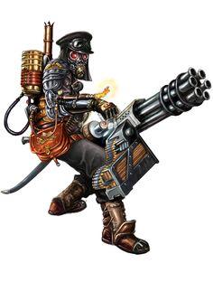 Mercenaire by illustrarium