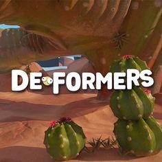 Deformers Aztec Environments, Brandi Parish on ArtStation at https://www.artstation.com/artwork/KorLR