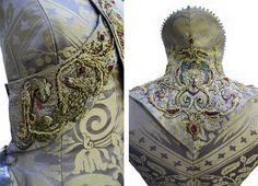 Sansa Stark - costume embroidery