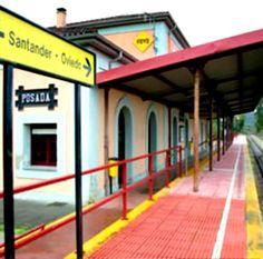 Estación de tren de Posada