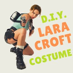 can buy a Lara Croft costume online, but you can also create your own outf.You can buy a Lara Croft costume online, but you can also create your own outf. AOWlolita -The Dead Pirate- Lolita Set Lara Croft Costume, Lara Croft Cosplay, Lara Croft Tomb, Tomb Raider Halloween, Tomb Raider Costume, Halloween Costumes For Girls, Halloween Cosplay, Lara Croft Halloween Costume, Tom Raider