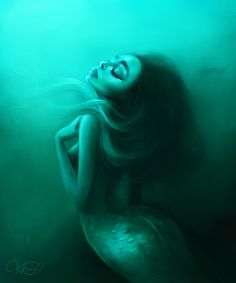 Ariel- digital painting