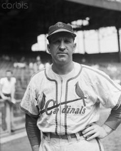 Enos Slaughter | During a 19-year baseball career, he played from 1938–1942 and 1946-1959 for four different teams, but is noted primarily for his time with the St. Louis Cardinals. He is best known for scoring the winning run in Game Seven of the 1946 World Series. Slaughter played 19 seasons with the Cardinals, Yankees, Kansas City Athletics, and Milwaukee Braves. During that period, he was a 10-time All-Star and played in five World Series.: Visit us on Facebook at…
