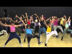 "SHARAYA J ""BANJI"" - Choreography by TRICIA MIRANDA ( little man blows them all away )"
