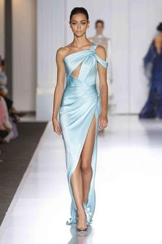 An Eastern Exploration // Ralph and Russo Ralph & Russo Spring Summer 2018 couture collection a celebration of the many facets of all women and the collection pays homage to…