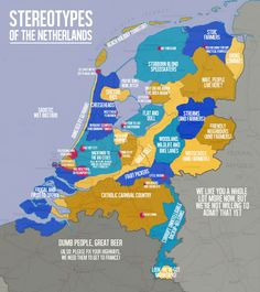 Dutch stereotypes