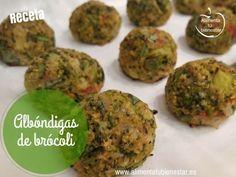 Cómo preparar albóndigas de Brócoli (Receta vegetariana) - El Cómo de las Cosas