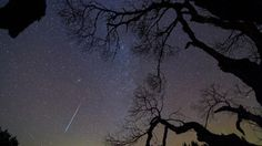 Geminid meteor shower, 2012