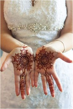 For the Bride who loves Henna | Mine Forever
