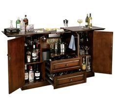 695-080 Bar Devino Wine & Bar Console