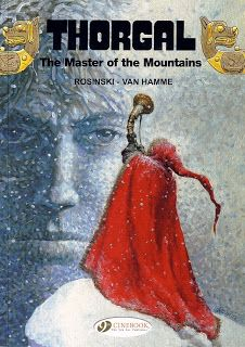 downthetubes.net news blog: In Review: Thorgal - The Master Of The Mountains