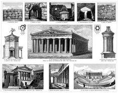 Architektur III. Griechische Baukunst.
