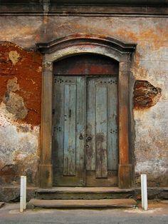 portuguese door...in love