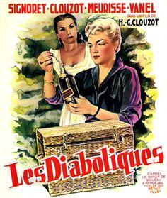 At the Movies: Les diaboliques (1955)