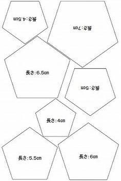 Megpróbáltam egy szabályos ötszög a papír - Excel Pentagon labda - napos helyen…
