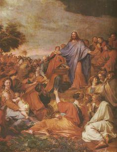 Obras de arte da vida de Jesus!
