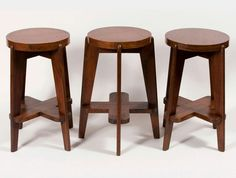 View this item and discover similar for sale at - Solid teak stool by the Swiss architect Pierre Jeanneret. From the Modernist city Chandigarh, India which he designed with his cousin Le Corbusier. Pierre Jeanneret, Le Corbusier, Chandigarh, Teak, Bar Stools, Charlotte Perriand, Wood, Furniture, Chairs