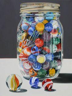Ideas Contemporary Art Watercolor Still Life For 2019 Gravure Illustration, Illustration Art, Illustrations, Art Watercolor, Realistic Paintings, Art Paintings, Color Pencil Art, Still Life Art, Photorealism